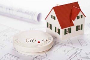 火災保険のイメージ